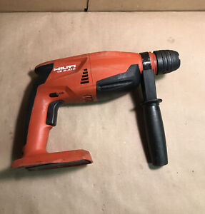 Hilti Te 2 a18 21 6v Li ion Cordless Rotary Hammer Drill tool Only Tested