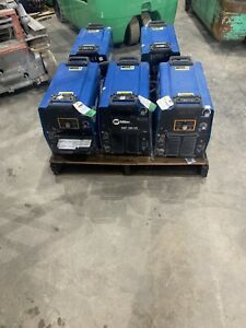 Miller Xmt 350 Vs For Suitcase Welder Mig Tig And Stick Welding Machine