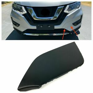 Fit For 2017 2020 Nissan Rogue Front Bumper Tow Hook Cover 622a0 6fl0h