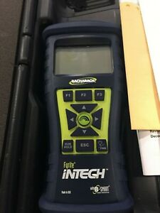 Bacharach Fyrite Intech 0024 7341 Combustion Analyzer Barely Used
