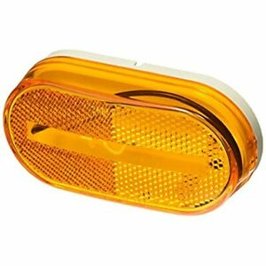 Peterson Manufacturing V108wa Clearance Side Marker Light Amber Rectangular