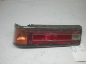 Driver Left Tail Light Fits 89 90 Sigma 399955