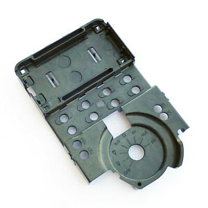 Fluke 83 85 87 Top Pcb Shield Cover With Lcd Retainer Holder Tab Clips