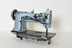 Industrial Walking Foot Singer 111w155 Sewing Machine Head Only Working On Table