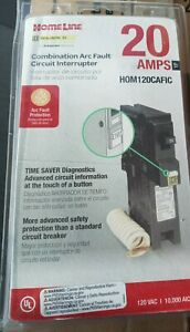 Brand New Hom120cafic Circuit Breaker
