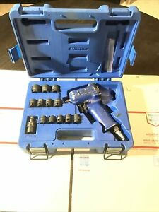 Cornwell Tools Cat2138 3 8 Mini Stubby Impact Wrench Metric Impact Sockets