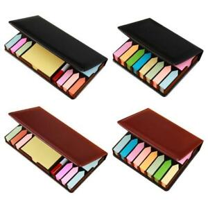 Sticky Note Self stick Message Sticker N Times Label Markers Index Tabs Flags