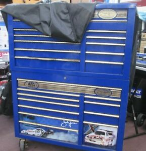 Mac Limited Edition John Force Commemorative Toolbox Very Nice50x25x68
