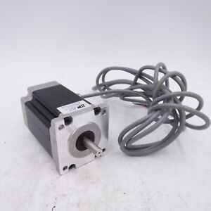 Hw24 108 Applied Motion Stepper Motor Ip65 Nema24 High Torque Step W 10 Cable