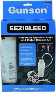 Eezibleed Pressure Brake Clutch Bleeder Kit