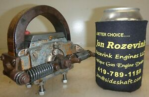 Webster M Magneto Low Tension Mag Old Hit And Miss Old Gas Engine No 71069
