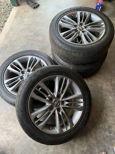 2015 Toyota Camry Oem 17 Alloy Rims