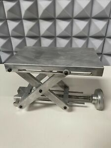 Heavy duty 10 X 6 Stainless Steel Table top Lab Jack