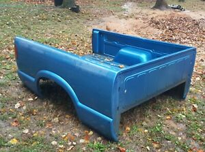 Chevrolet S 10 Truck Bed Fits 1994 2004