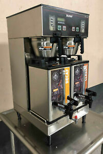 Bunn Dual Sh Dbc Commercial Coffee Brewer 2017 Model Server 33500 Maker Pickup