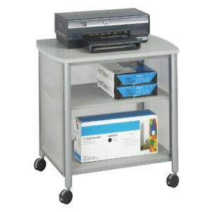 Safco Impromptu Printer Stand 100 Lb Load Capacity 26 3 Height X 26 3