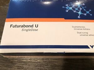 Voco 1572 Futurabond U Single Dose 0 1ml 200 pk Exp 11 2022