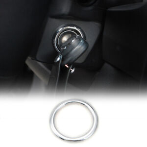 Start Stop Switch Ring Trim Cover For Jeep Wrangler Jk 2011 17 Compass 2010 15