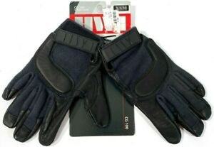NEW HWI CG100 TACTICAL COMBAT DUTY GLOVES WITH KEVLAR BLACK XXL $41.99