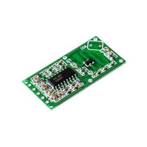 Microwave Doppler Radar Motion Detector Sensor Rcwl 0516 Pro Board New K7p4