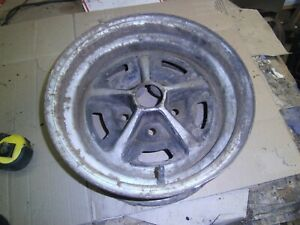 Mopar Dodge Plymouth Ford Gt Magnum 500 Wheel 14 X 6 5x4 5 Dart Satellite Cuda