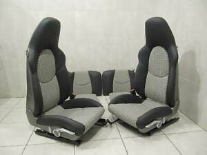 Porsche Coupe Cxx Exclusive Gts 911 997 Turbo Rs Seats Sport Houndstooth Gt3 Rs