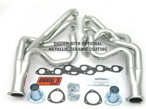 Doug S Bbc Headers 2 1 8 Dia Raw Finish D319 R