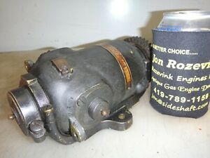 Mea Be2 Twin Cylinder Magneto Very Hot Antique Car Motorcycle Airplane Rare