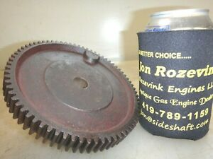 Cam Gear For 5hp New Holland Hit And Miss Old Gas Engine Original Part