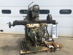 Cincinnati 12 x54 Horizontal Milling Machine 205 12 M1 With Tooling