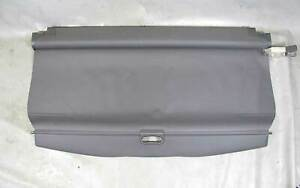 Bmw E83 X3 Sav Factory Rear Interior Luggage Roller Blind Cover Black 2005 2010