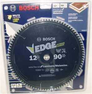 New Bosch Pro1290lam 12 90 Tooth Edge Circular Saw Blade For Laminate