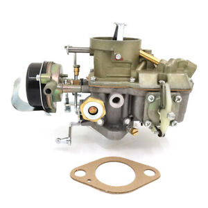 Autolite 1100 Carburetor 1963 1969 Ford Mustang Falcon 6 Cyl 170 200 Cid Engines