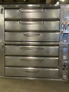 Blodgett 981 Stone Deck Pizza Ovens W optional Delivery