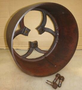 12 Pulley For A New Way Air Cooled Hit And Miss Old Gas Engine Motor Bolt On