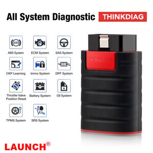 Launch Thinkdiag X431 Full System Obdii Reset Diagnostic Scan Tool Full Software