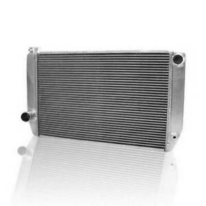 Griffin 15 5in X 27 5in X 3in Radiator Ford Aluminum 1 26241 X