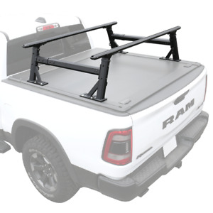 Fit 2010 2021 Tundra Overhaul Adjustable Height Heavy Duty Truck Bed Rack Cover