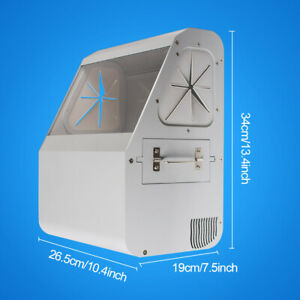 Dental 220vvacuum Dust Collector Dust Extraction System Machine For Sandblasting