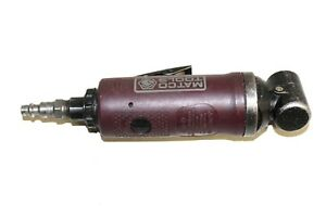 Matco Tools 33 Hp Right Angle Pneumatic Die Grinder Polisher Mt1983