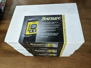 T40 Rattler Single Gas Monitor Hydrogen Sulfide New Free S h