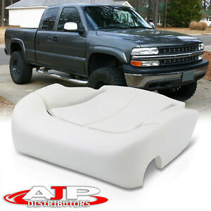 Driver Side Lh Bottom Seat Foam Cushion Replacement For 2001 2002 Silverado 3500