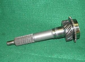 Borg Warner 4 Speed Transmission Input Shaft 26 Spline 3 42 Ratio Camaro