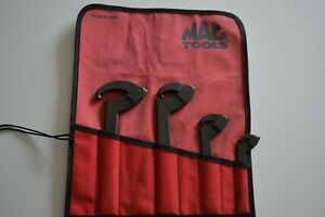 Mac Tools 4 Pc Adjustable Hook Spanner Wrench Set Sswh4k