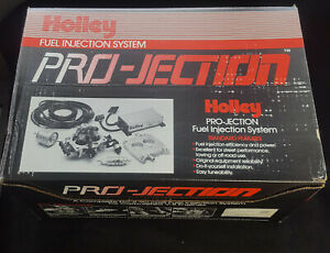 Holley Pro Jection Fuel Injection System 502 1 Fits Some Amc Jeep Chrysler Gm