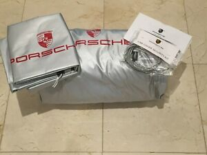 96 11 Porsche Boxster cayman 986 987 Oem Outdoor Car Cover