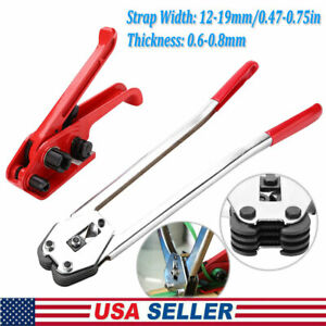 Pet pp Strapping Tensioner Packing Tool Straps Binder Buckle Banding Machine