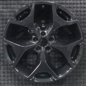 Subaru Forester Charcoal 18 Inch Oem Wheel 2014 To 2018