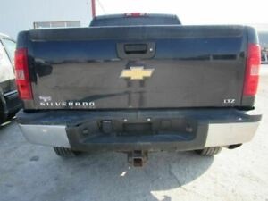 Trunk Hatch Tailgate With Locking Tailgate Fits 07 14 Sierra 2500 Pickup 2216682