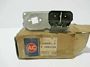 Nos 1955 1956 1957 1958 1959 Chevrolet Truck Series 3 Ammeter Guage 1501735